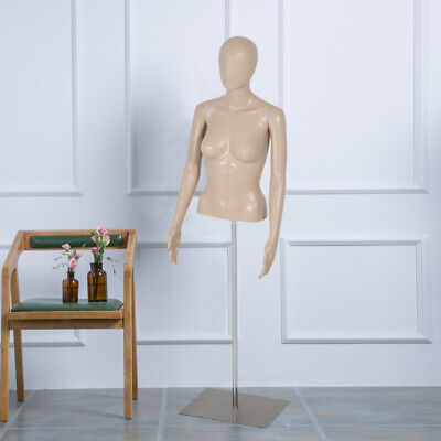 Female Mannequin Torso Dress Form Sewing Manikin 39-56 Inch Height Adjustable Business & Industrial