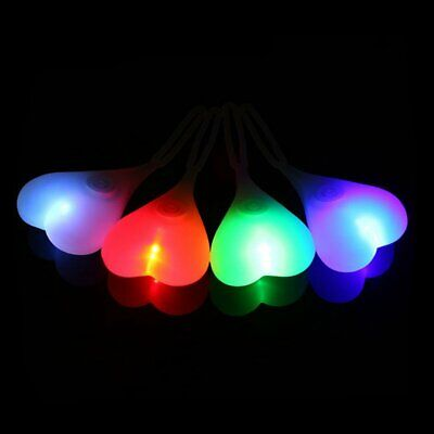 Bicycle lighting Light Bicycle eggs testicles Fat sack Carnival MTB Gadget
