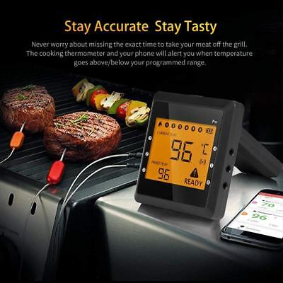 Digital Meat thermometer for Grilling, ICOCO Best Instant Read Oven Meat
