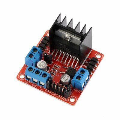 L298n H-bridge Motor Controller 5v-35v Dual H Bridge Stepper Motor Driver Module