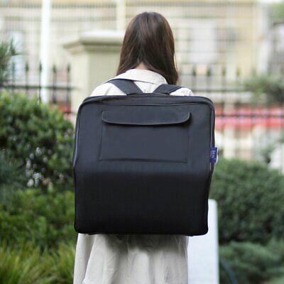 Akkordeon Tasche Schwarz Plus Baumwolle Oxford Material Rucksack Wasserdichter0J