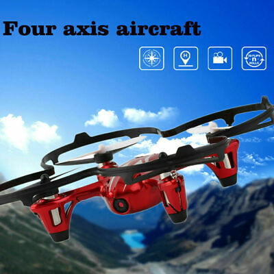 HUBSAN X4 H107C RC DRONE QUADCOPTER WIFI 6-AXIS FOLDABLE 2MP CAMERA NEW UK SHOP
