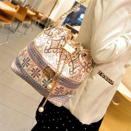 New Women Handbag Shoulder Bags Tote Purse Messenger Hobo