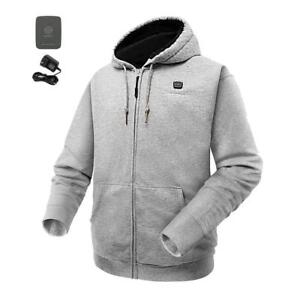 Veste chauffante / ORORO Heated Hoodie Kit with Battery Pack