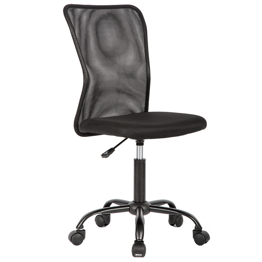 New Mesh Office Chair Computer Middle Back Task Swivel Seat