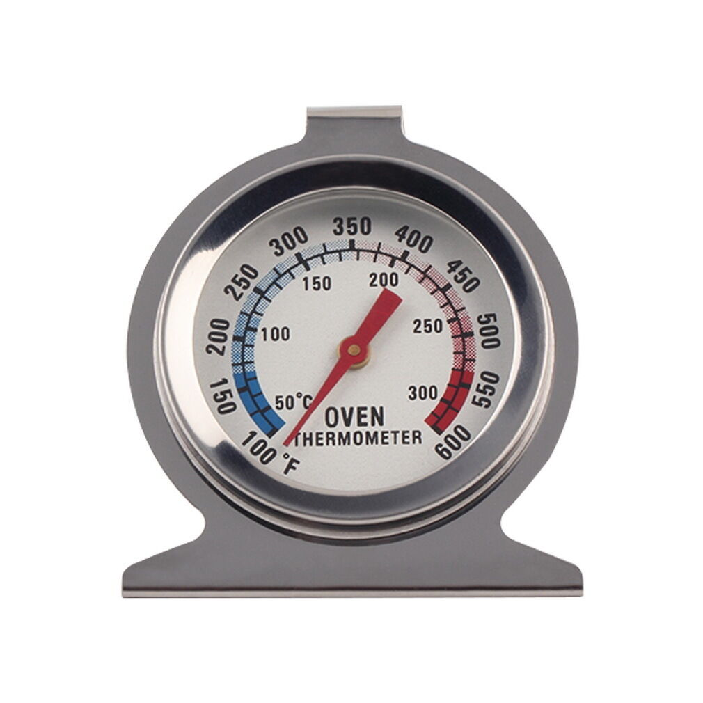 Stainless Steel Home Temperature Oven Thermometers Gauge ...