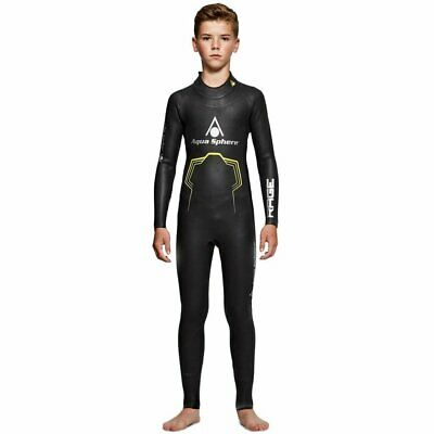 Neoprenanzug Kinder AQUA SPHERE Rage Wetsuit Triathlon Neu & OVP UVP 200