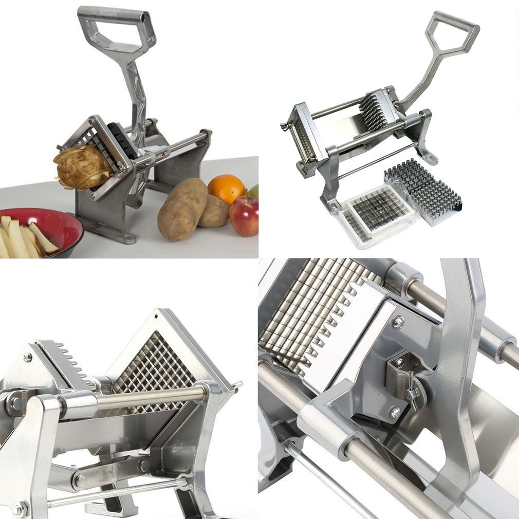 french fry potato cutter fruit... Image 2