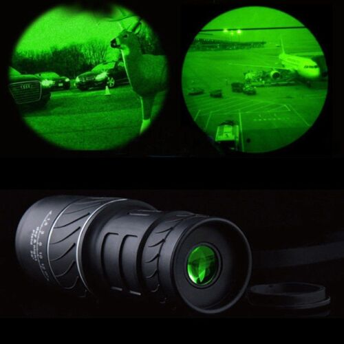 Day Night Vision 40x60 HD Optical Monocular Hunting Camping