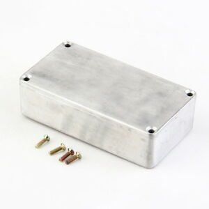 1590B Style Aluminum Stomp Box Effects Pedal Enclosure FOR Guitar Hotsell HT