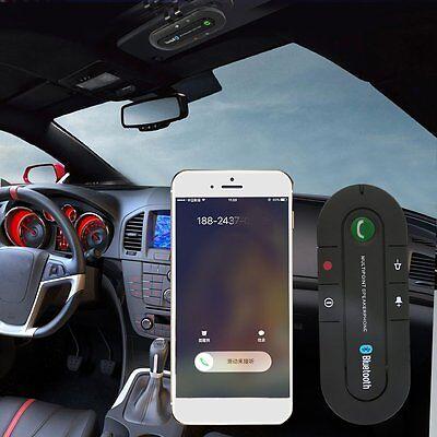 Auto KFZ Bluetooth Freisprecheinrichtung Freisprechanlage für Smartphone Handy