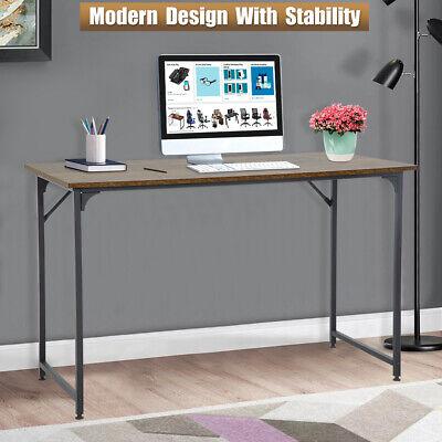 Computer Desk Home Office Desk Gaming Desk Corner Writing Black Large Furniture