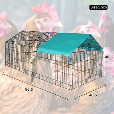 Chicken Pens Crate Rabbit Enclosure Pet Playpen Exercise Pen Dog Supplies