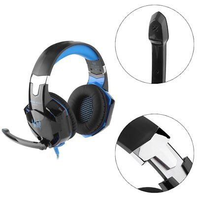 Noise Cancelling Gaming Headset Over Ear Game Gaming Headphone Earphones NEW