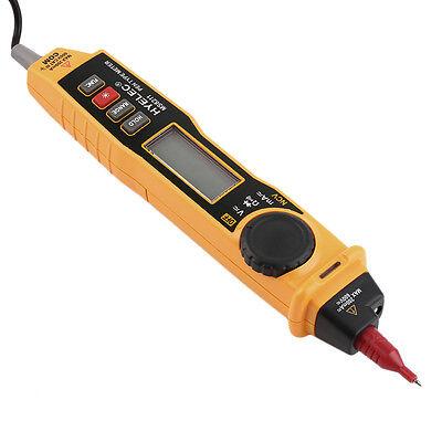 Mastech Ms8211d Pen-type Digital Multimeter Manualauto Range Logic Test Bh
