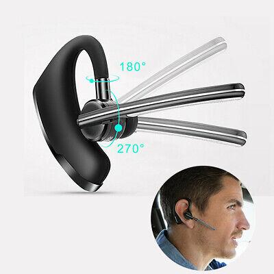 Wireless Bluetooth Headset Kopfhörer Stereo Kabellos Ohrhörer Mikrofon für Handy (Bluetooth-handy)