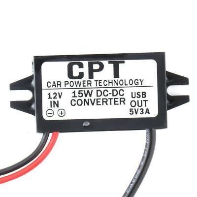 auto für dc - wandler modul 12v 5v micro - usb - adapter (3a 15w KS (Auto Usb-adapter-3a)