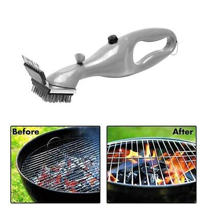 Clean Stainless Steel Bbq - Useful Stainless Steel Grill Steam Cleaning Tool BBQ Brush Cleaner Tools Hot JJ