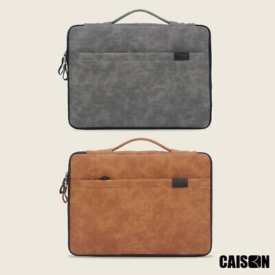 "Laptop Hand Bag Case For 2019 MacBook Pro 13 15 MacBook Air 12.9"" iPad Pro"