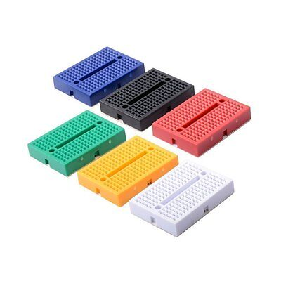Mini Solderless Prototype Breadboard 170 Tie-points For Arduino