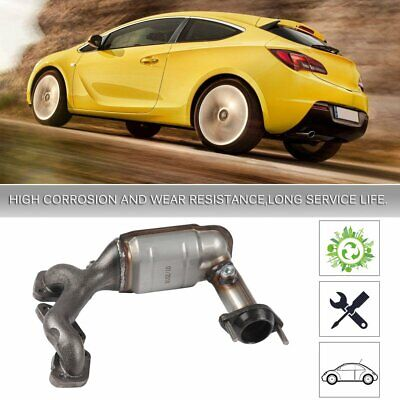 For 01-06 Ford Escape 3.0L V6 Front & Rear Exhaust Catalytic Converter Manifold