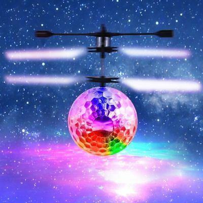 LED Flying Ball Toys For 5-11 Year-Old Kid Boys Electronical Cool Toy Xmas Gifts (11 Year Old Gifts)