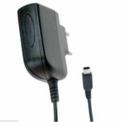 ALIMENTATORE COMPATIBILE PER NINTENDO DSi, DSi XL e 3DS 500mA 110-240V AC