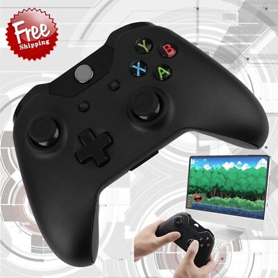 New 2.4GHz White Wireless Remote Controller Gamepad for Xbox One Console SK
