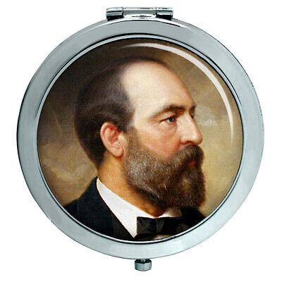 President James Garfield Kompakter Spiegel online kaufen