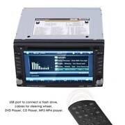 """6.2""""  Double 2 Din Car DVD Player Radio Stereo MP3 MP5 AUX USB Sydney City Inner Sydney Preview"""