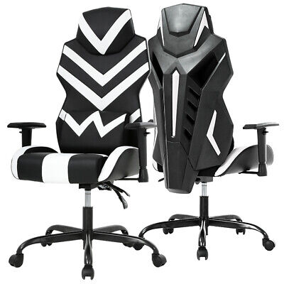New BestOffice High Back Recliner Office Chair Computer Racing Gaming Chair High Back Recliner