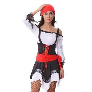 PIRATE GIRL Woman's Costume Size 8-10 BNWT FREE EXPRESS POST Madora Bay Mandurah Area Preview