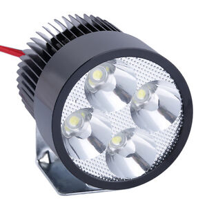 12V-85V 20W Super Bright LED Spot Light Head Lamp Motor Bike Car Motorcycle DG