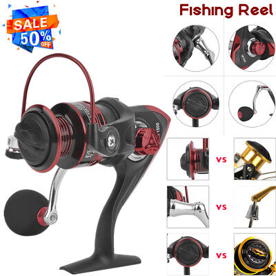 LOT  Fishing Optix Spin Fishing Reel Size 10 US NEW