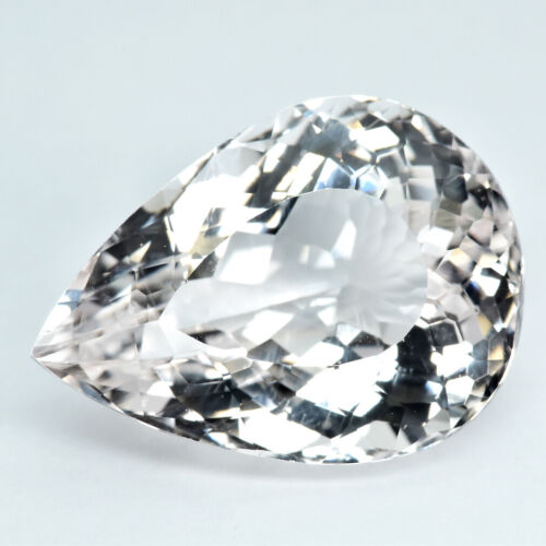 HUGE! 17.81Ct RARE GEMSTONE! EXCELLENT CLARITY UNHEATED DANBURITE From MEXICO