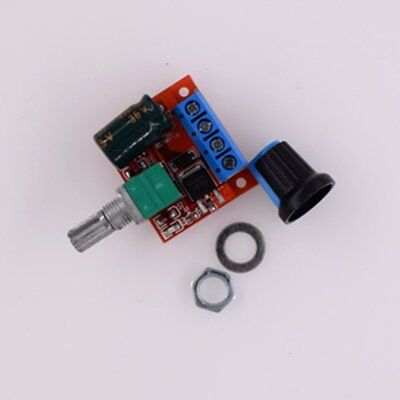 Pwm Dc Motor Governor Speed Controller Switch Function Led Dimmer Module Nv