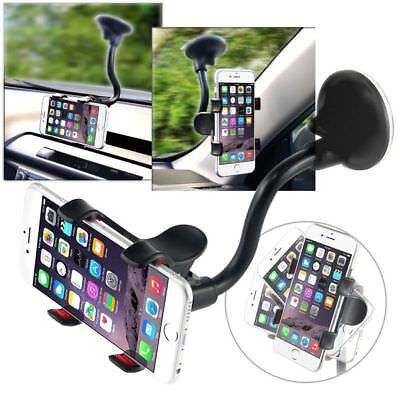 Unlimited Car Windshield Rotating Phone Holder Mount Stand For iPhone Samsung