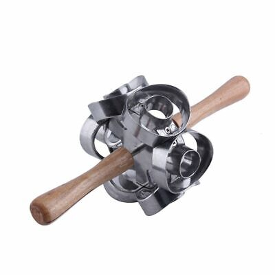 Revolving Donut Cutter Maker Mould Molding Machines Kitchen Baking Tools Trimmer