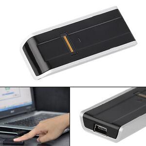 Biometric USB Fingerprint Reader Security Computer Password Lock for PC BS