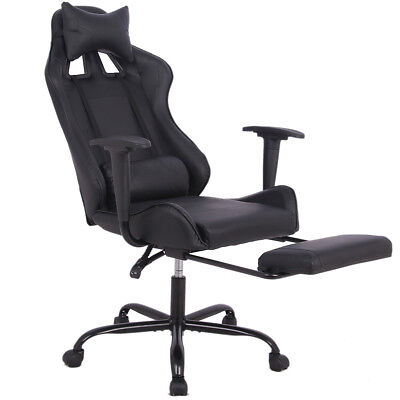 New Racing Style High-back Office Chair Gaming Chair Ergonomic Swivel Chair