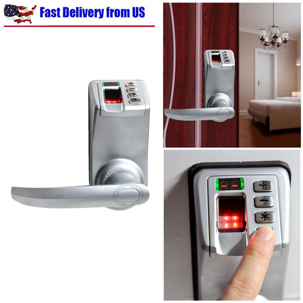 adel trinity 788 biometric keyless fingerprint door lock. Black Bedroom Furniture Sets. Home Design Ideas