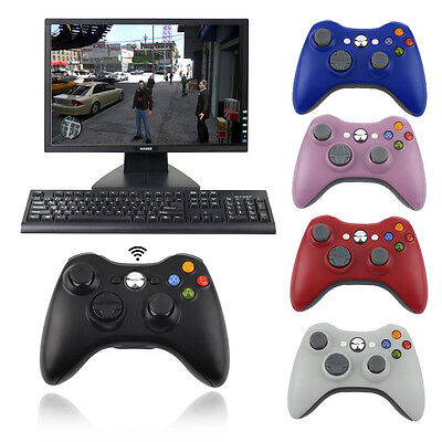 New Wireless Wired Game Remote Controller For Microsoft Xbox 360 Console Usa