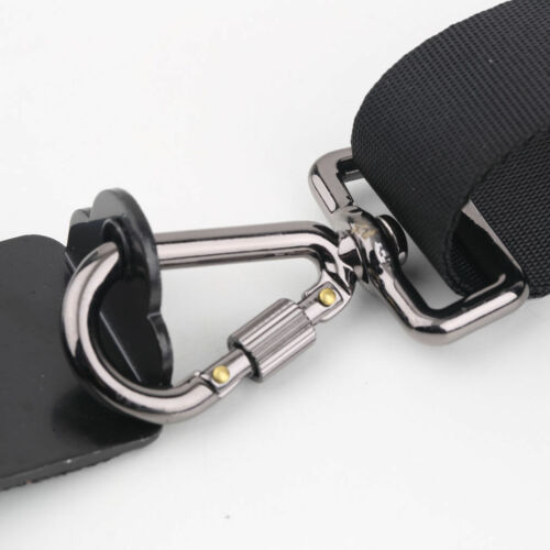 Black Single Shoulder Sling Belt Strap for Nikon Coolpix P510