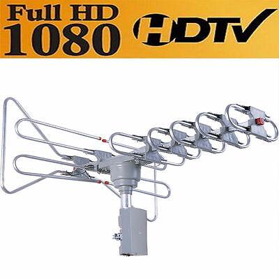 Super HDTV Digital Amplified Motorized Rotating Outdoor Antenna (SC-603) MC
