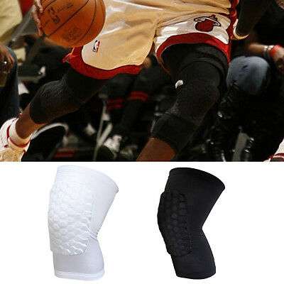 Kids Adult Pad Basketball Leg Knee Short Sleeve Protector Gear  Brand New GP
