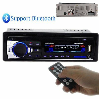 Bluetooth Car Autoradio ESD MP3/USB/SD/AUX-IN FM Radio Player für Amplifier DE