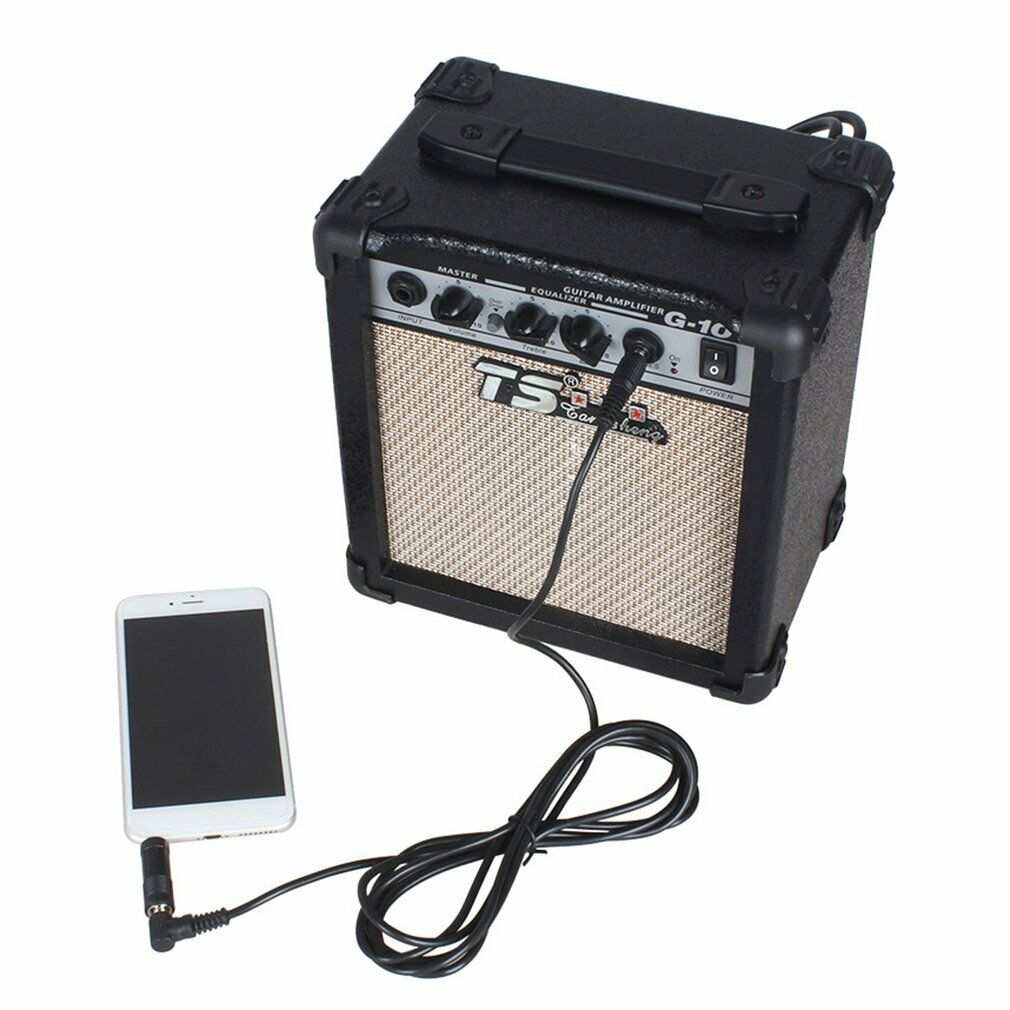 new small 10 watt electric guitar practice amplifier power amp uy ebay. Black Bedroom Furniture Sets. Home Design Ideas