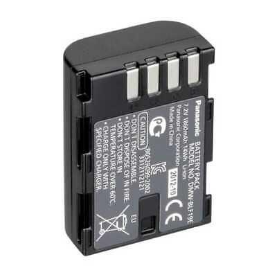 Panasonic DMW-BLF19 Y Batería Para Lumix Litio