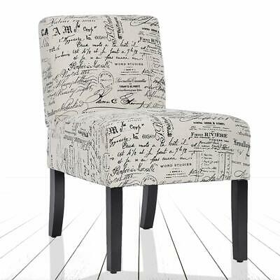 New Urban Style Accent Chairs Sofa Side Chairs w/ Solid Wood Legs Home Furniture