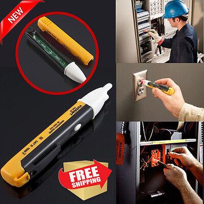 Non-contact Led Electric Alert Voltage Detector Sensor Tester Pen Ac 901000v G